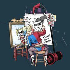 Harley Painting
