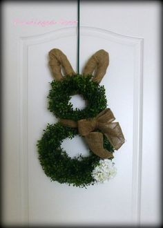 Hey, I found this really awesome Etsy listing at http://www.etsy.com/listing/179578570/easter-wreath-easter-bunny-wreath