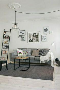 Lampe Glhbirnenform Im Wohnzimmer Originelle Ideen