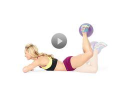 Exercise Ball Workouts: Froggy