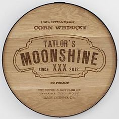 personalized whiskey barrel sign #redenvelope and #fathersday