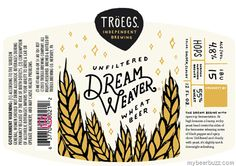 mybeerbuzz.com - Bringing Good Beers & Good People Together...: Troegs Updates Dreamweaver & Hopback Packaging