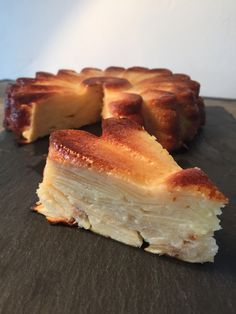 Cake aux Pommes Invisibles, Sans Gluten - Food for Love Healthy Desserts, Easy Healthy Recipes, Easy Meals, Patisserie Sans Gluten, Gluten Free Dinner, Foods With Gluten, Lactose Free, Dairy Free Recipes, Food And Drink
