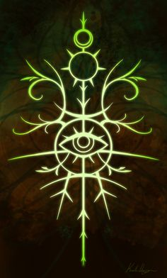 "sigilseer: "" Sigil of Grounding For grounding oneself in physical/tangible reality after having experiences outside of normal states of consciousness or periods of disassociation, as well"