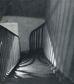 Jan Lauschmann  Ein Abend auf den Treppen, 1929, From Tschechoslowakische Fotografien 1900-1940