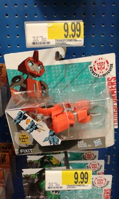 Transformers Robots In Disguise One-Step Wave 2 Out at US Retail