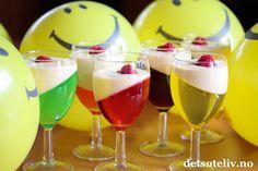 Barnas gelekake (Jelly Cake) + andre geletips   Det søte liv