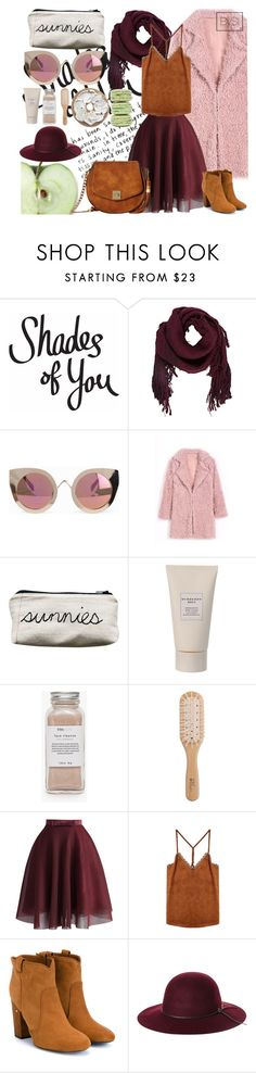 """""""Romantic"""" by ivanova-sonya on Polyvore featuring косметика, Ulla Johnson, French Connection, Ladurée, Quay, Burberry, Très Pure, Philip Kingsley, Chicwish и Laurence Dacade"""