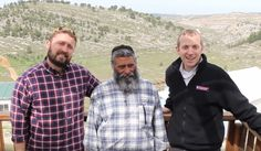 Planting Trees in the Holy Land - Israel365
