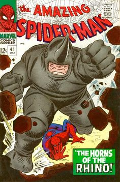 First Rhino Cover - The Amazing Spider-Man #41 - this article briefly evaluates the three villains in the upcoming Amazing Spider-Man 2 movie.