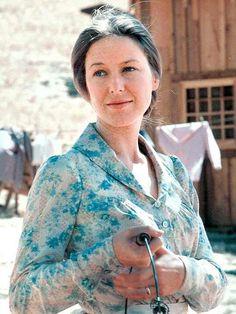 Caroline Ingalls-Little House on the Prairie