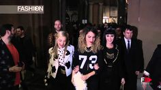 """MOSCHINO"" Backstage HD Milano Moda Donna Autumn Winter 2014 2015 by Fashion Channel"
