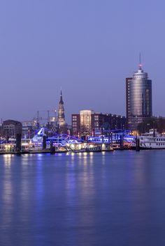 Hamburg Foto Speicherstadt, Hauptkirche St.Katharinen, Hanseatic Trade Center   Bildschönes Hamburg