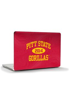 "Pittsburg State University Gorillas Apple MacBook Pro 17"" & PowerBook 17"" Skin"