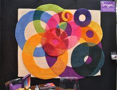 Sonya Winner's Vibrant Rugs