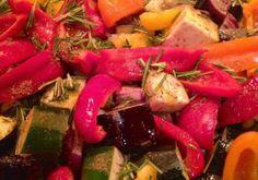 Как запекать овощи в духовке?