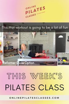 Its been too long since we've switched it up! Grab those light weights and a band and join me on the Mat for some Reformer action! On the Reformer, get ready to enjoy the Mat flow but with some spring action!You ready to switch it up!? #pilatesmat #pilatesreformer #reformerworkout #pilatesworkout #beginnerpilates #pilatesvideo #pilatesclass #pilatestraining #pilatesfitness Pilates Body, Pilates Reformer, Pilates Workout, Pilates Classes, Pilates Video, Fitness Exercises, Fitness Tips, Health Fitness, Fit Board Workouts