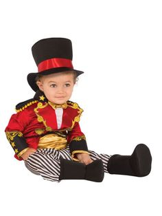 The Circus Ringmaster Baby Costume is the best 2018 Halloween costume for you to get! Everyone will love this Baby/Toddler costume that you picked up from Wholesale Halloween Costumes! Dorothy Halloween Costume, High Quality Halloween Costumes, Wholesale Halloween Costumes, Baby Boy Halloween, Toddler Halloween Costumes, Cute Costumes, Family Costumes, Baby Costumes, Ringmaster Costume