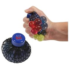 Buy Custom Promotional Blossom Bomb Mesh Squeezer Stress Reliever Online