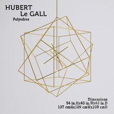 Hubert le Gall - Polyedres