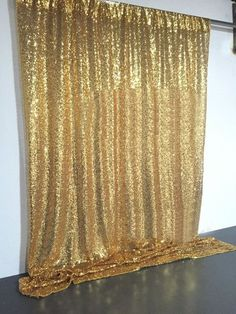 4ft x6ft Gold Sequin Photo Backdrop Wedding Booth Photography Background Cloth B in Home, Furniture & DIY, Wedding Supplies, Venue Decorations | eBay!