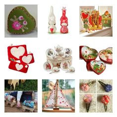 Unique and Vintage Valentine's Gifts for Kids