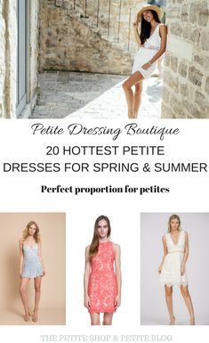 "Petite Dressing is the best petite boutique for women under 5'4"". Visit our blog for petite celebrities fashion inspiration and petite body type analysis."