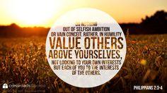 philippians 2:3-4. | bible verses. | Pinterest | Google Search ...