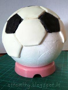 Realizzare una torta pallone (calcolo lato poligoni)