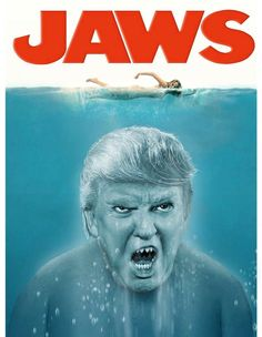 If Donald Trump Starred in Your Favorite Horror Movies - 16 pics !