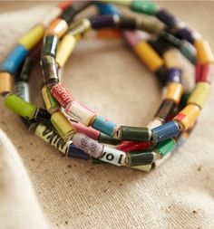 31 Bits jewelry empowers women in Uganda to rise above poverty. Check out what they do and pick up some cute summer accessories!
