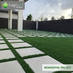 OUR PROJECTS - Residential - Visit our gallery http://topturfmiami.com/gallery  Just think of synthetic grass http://topturfmiami.com Phones: (English): 786-419.8886 (Spanish): 786-678.7574