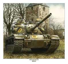 M60A3 S/N print