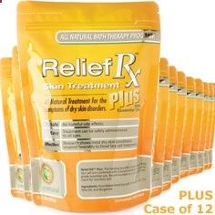 Psoriasis Revolution - Relief RX Plus - Psoriasis Treatment Program - 2.2 lb. (Case of 12), Bath Salt - Dead Sea Salts by Relief RX. $99.95. relief rx plus psoriasis treatment program is a medicinal, all natural balneotherapy (bath) therapy program specifically formulated for effective relief of the symptoms of psoriasis. recommended as a very potent psoriasis treatment for sensitive skin. - REAL PEOPLE. REAL RESULTS 160,000+ Psoriasis Free Customers