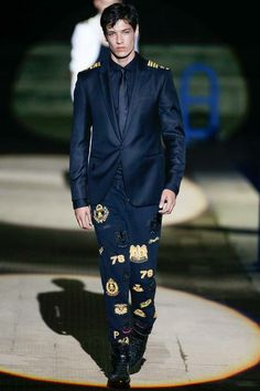Philipp Plein | Spring 2015 Menswear Collection | Style.com