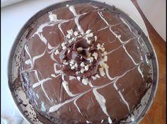 Receita de Bolo de Chocolate da Mayara - bolo de chocolate simples,já o recheio aprendi no programa Mais você. ...