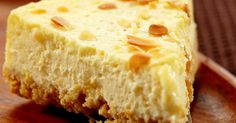 Almond Joyous Cheesecake - Perfect low-calorie dessert or snack. Need to substitute pudding mix and stevia. Use maple syrup and pudding made from real food ingredients Isagenix, Comida India, Low Calorie Desserts, Desert Recipes, Cheesecake Recipes, Protein Cheesecake, Healthy Desserts, Indian Food Recipes, Sweet Recipes