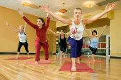 Yoga Class Learn about yoga today and improve your life style