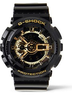 G-SHOCKGA110HC Hyper Complex watch