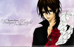 Vampire Knight - Kaname flower by ~Mystical-Elfs on deviantART