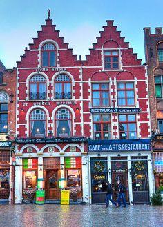 Brugge/Bruges - Belgium