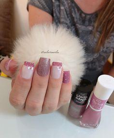 Pedicure Colors, Pedicure Designs, Pedicure Nail Art, Maroon Nails, Purple Nails, Bright Nails Neon, Fall Toe Nails, Nail Shapes Squoval, Acrylic Toe Nails