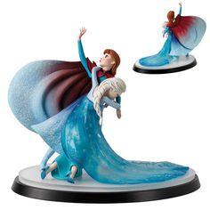 Elsa et Anna Frozen La reine des Neiges Edition limitée à 350 ex