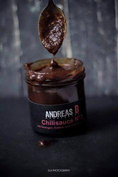 Chilisauce von der Andreas B Manufaktur