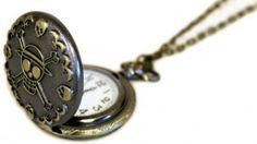 New Metal Steampunk Fashion Jewellery- Skull Clock/Watch Pendant, (ornaments, replica, science fiction, steampunk) Angel Necklace, Crystal Necklace, Jewellery Quarter, Steam Punk Jewelry, Steampunk Fashion, Silver Necklaces, Antique Gold, Fashion Jewelry, Boho Fashion