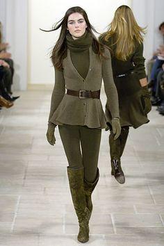 Ralph Lauren Fall 2006 Ready-to-Wear Collection Photos - Vogue