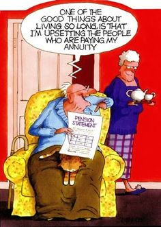 #Annuity funny cartoon