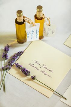 guest gift - lavender - Provence - wedding in Provence - wedding planner: Laura Dova Weddings - www.lauradovaweddings.com Photography by Philip Andrukhovich