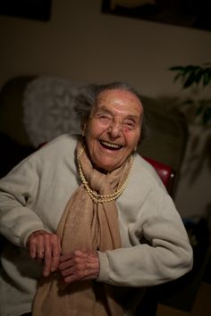Alex Ross recalls meeting the pianist, and oldest living Holocaust survivor, Alice Herz-Sommer.