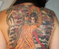 Since ancient times Japanese people the tattoo was regarded as sacred and related to magic with prophylactic purposes. The first inhabitants of Japan left some hints to make us think tattoo was a current activity there,